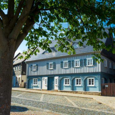 Ferienhaus MARKTQUARTIER 5 in Neusalza-Spremberg